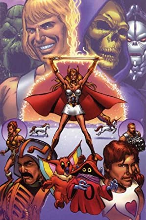 He-Man and She-Ra: A Christmas Special Poster Movie B 11 x 17 In ...