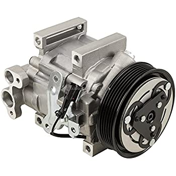 AC Compressor & A/C Clutch For Subaru Forester 2011 2012 2013 - BuyAutoParts 60-03547NA New