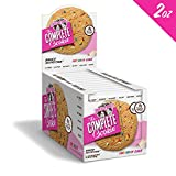 Lenny & Larry's The Complete Cookie wtlwx, Birthday Cake, 2-Ounce Cookies (Pack of 12)