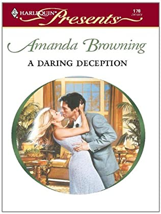 book cover of A Daring Deception
