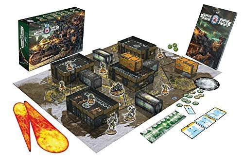 Ariadna: USAriadna Army Pack (10) Box