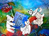 The BEAR FAMILY and LADY CAT (HEALING THE WHOLE PERSON modified for yung people Book 7)