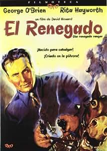 El renegado [DVD]