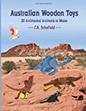 Australian Wooden Toys, Claire R. Schofield, 1494294036
