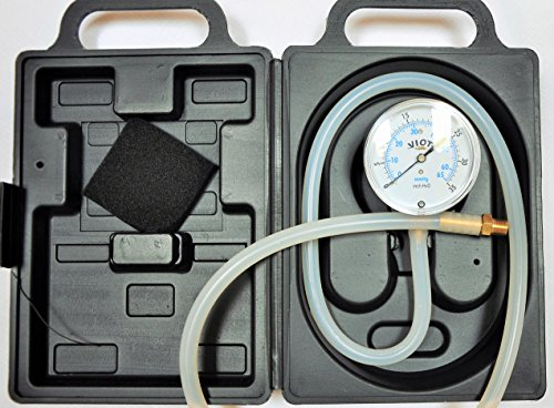 - Plumbing Plumber Service Tool: Natural Gas LPG Propane Furnace Appliance Repair Manifold Line Low Pressure Gauge Manometer Kit Tester Capacity 35 Inch WC Water Columns with Carrying Storage hard Case