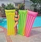 Intex 59717E Neon Frost Air Mat Assorted Colors