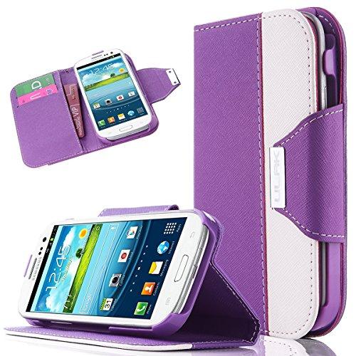 S3 Case Galaxy Kickstand Built