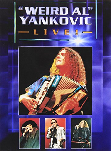 Weird Al Yankovic - Live by BMG Special Products