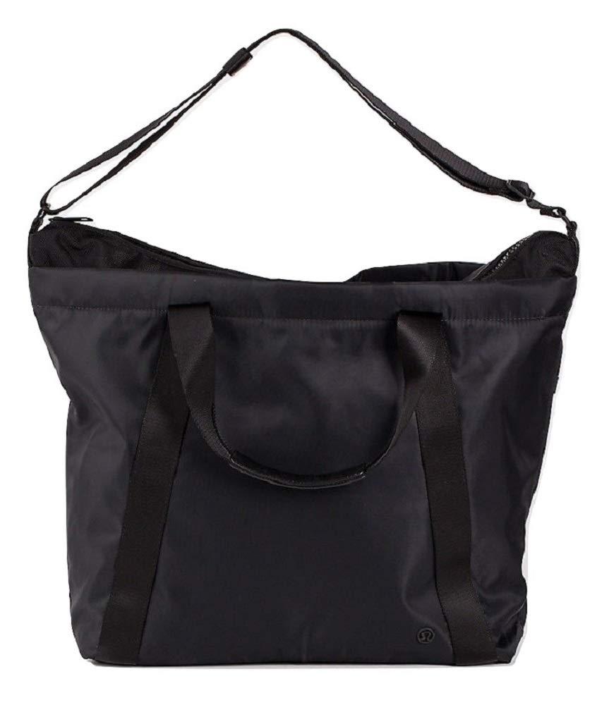 f9466773db8 Amazon.com: Lululemon Carry The Day Bag (Black): Clothing
