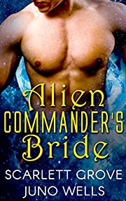 Alien Commander's Bride: Draconians (Dragon Shifter Scifi BBW BWWM Romance)