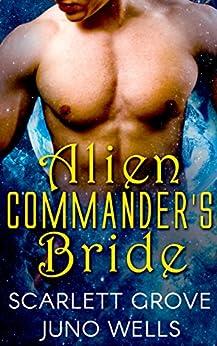 Alien Commanders Bride Draconians Shifter ebook product image