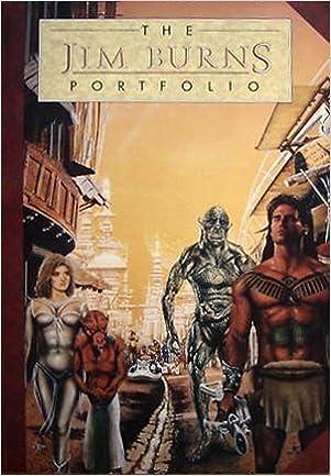 the jim burns portfolio the portfolio collection