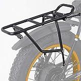 ONWAY Rear Bike Rack - ATV Cargo Rack for Folding Electric Bicycle (HF-201701D)