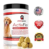 Does your dog have difficulty walking, climbing stairs, or getting up from lying down? Is your dog limping, tired, or irritable? Are you tired of prescription pain meds? If you answered YES to ANY of these questions ActivFlex CAN HELP!   Wh...