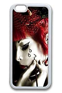 6 Plus Case, iPhone 6 Plus Case Black Tears Iphone TPU Silicone Gel Back Cover Skin Soft Bumper Case Cover for Apple iPhone 6 Plus