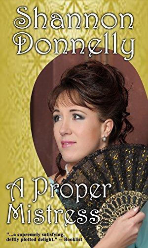 book cover of A Proper Mistress