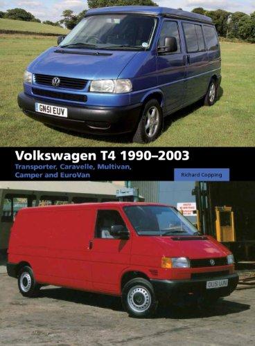 Eurovan Camper (Volkswagen T4 1990-2003: Transporter, Caravelle, Multivan, Camper and Eurovan)