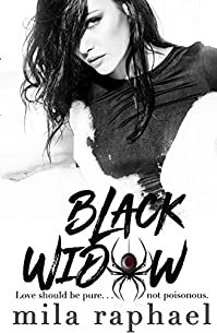 Black Widow by Mila Raphael ebook deal