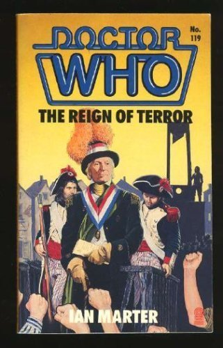 Download Reign of Terror (Doctor Who Library) ebook