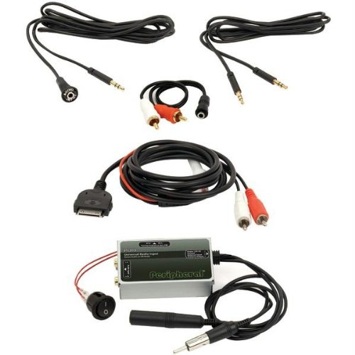 NEW ISIMPLE IS77 IPOD FM MODULATOR KIT (12 VOLT-CAR STEREO ACCESS)