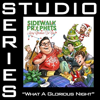 What A Glorious Night (Studio Series Performance Track) from Special Marketsword
