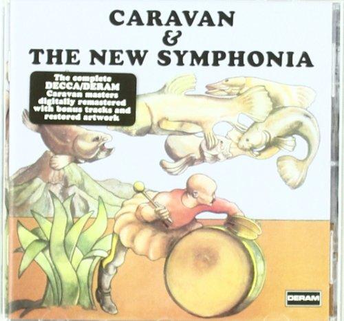Caravan New Symphonia Complete Concert product image