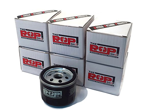 (6) New OIL FILTERS for Kawasaki 49065-7007 49065-7002 49065-2057 supplier_id_theropshop, #UGEIO23251359186726