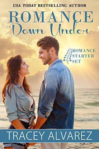 Romance Down Under: New Zealand Romance Starter Set by [Alvarez, Tracey]