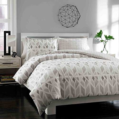 City Scene Duvet Cover Set, Full/Queen, Grayson -