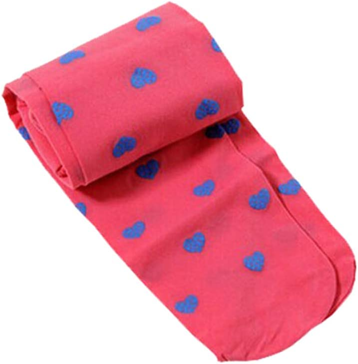 Watermelon LUOEM Girls Tights Seamless Stockings Dots Velvet Pantyhose Socks Pants Tight Spring Fall for Kids
