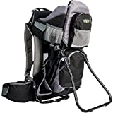 Clevr Cross Country Baby Backpack Hiking Carrier with...