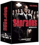 The Sopranos The Complete Series Season 1-6 (DVD ,2014 30-Disc)