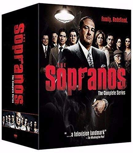 The Sopranos The Complete Series Season 1-6 (DVD ,2014 30-Disc)