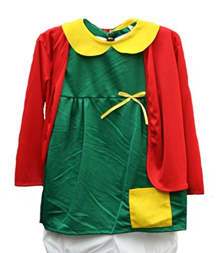 Chilindrina Kids' Costume (Size 3-4)