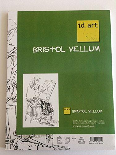 i.d. art supply Bristol Vellum Pad