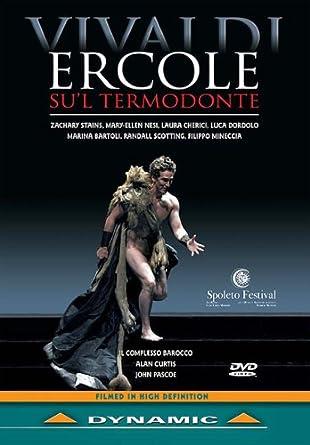 Ercole su'l Termodonte Amazoncom Vivaldi Ercole su39l Termodonte Il Complesso Barocco