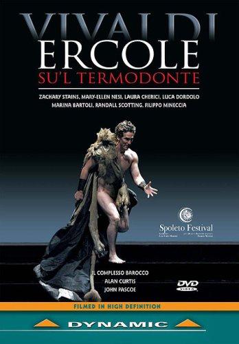 Vivaldi - Ercole su'l Termodonte / Il Complesso Barocco, Curtis (Spoleto Festival 2006) (Harvest Music Festival)