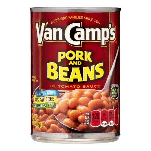 Van Camp's Pork N Beans (Pack of 4)