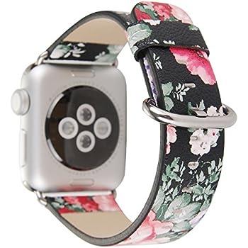 Apple Watch Band 38mm Flower