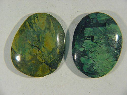 Genuine Natural Chinese Turquoise Lapidary Freeform Cabochon 9507C h