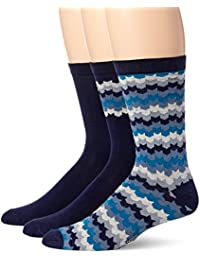 Men's Knitted 3 Pack Socks