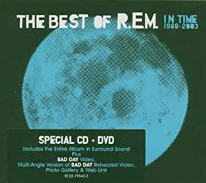 In Time: The Best of R.E.M. 1988-2003 (CD+DVD-A)
