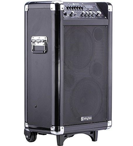 14 opinioni per Skytec ST075 loudspeaker- loudspeakers (Black, AC, Battery, 220- 240 V, Stage,