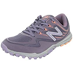 New Balance Women's Nbgw1006 Golf Shoe, Purple, 6.5 B Us