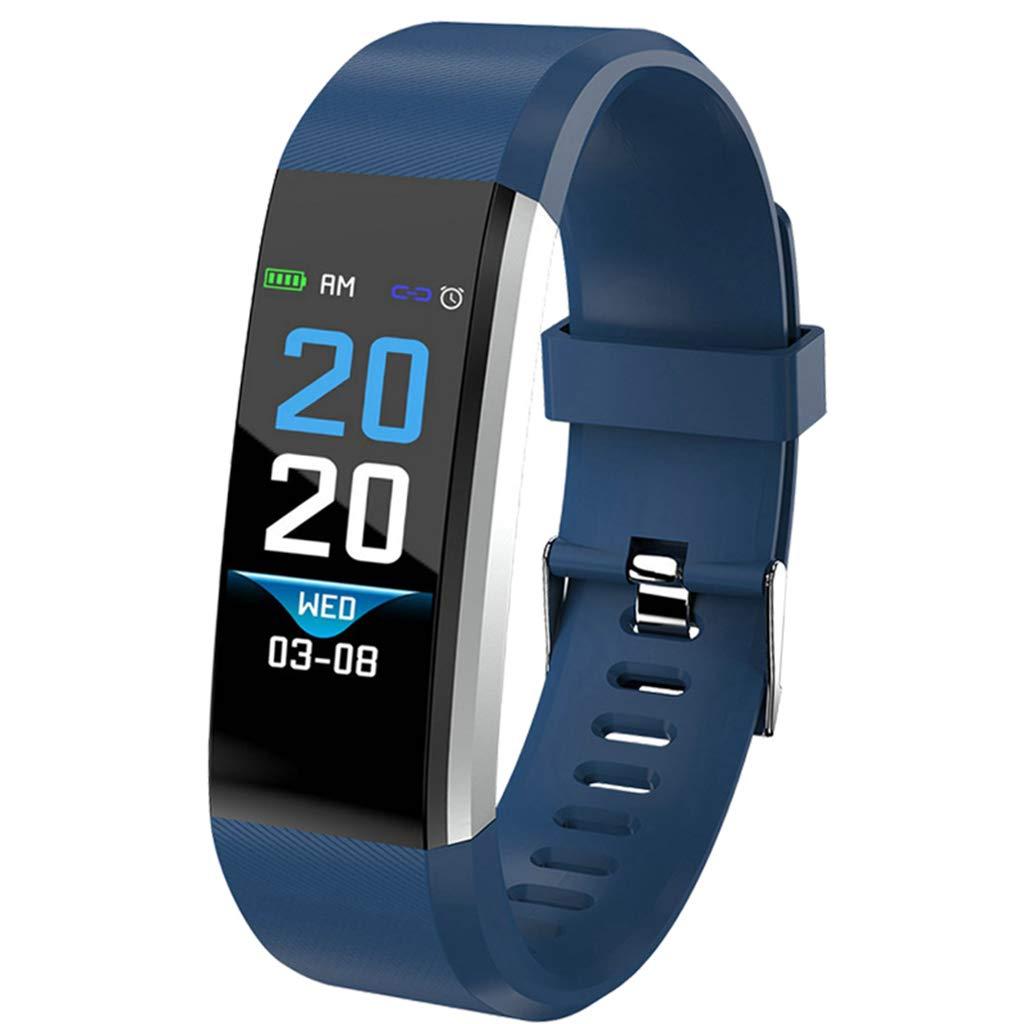 KLAYL Reloj Inteligente DM09 Bluetooth Smart Watch Hombres ...