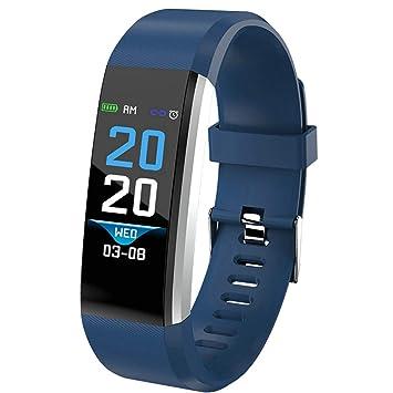 KLAYL Reloj Inteligente DM09 Bluetooth Smart Watch ...