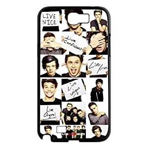 One Direction Personalized Cover Case for Samsung Galaxy Note 2 N7100,customized phone case ygtg-332204