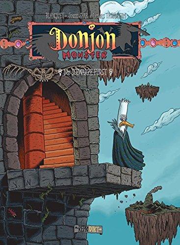 Donjon Monster 6: Der schwarze Fürst