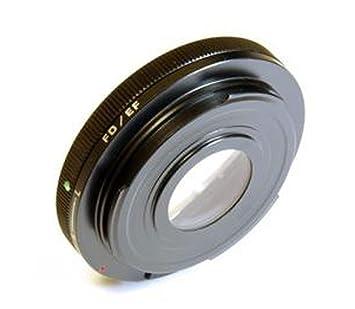 FD-EOS Linse Objektivadapter Korrekturlinse Canon FD Objektiv Canon EOS Kamera
