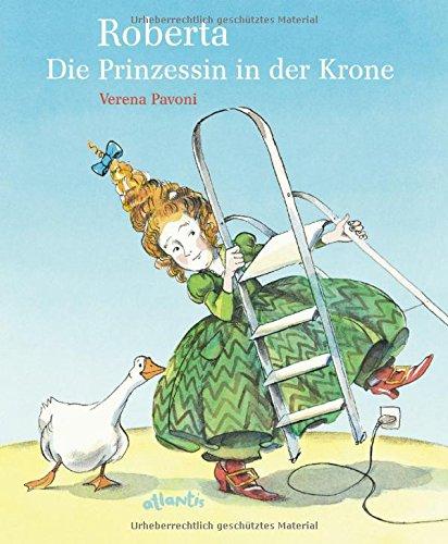 Roberta, die Prinzessin in der Krone